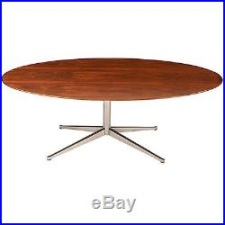 1970's Florence Knoll 78 in Rosewood Dining Conference Table Eames Saarinen