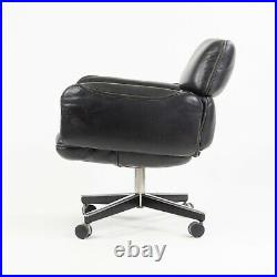 1970's Otto Zapf for Knoll Office Desk Chair Mid Century Modern
