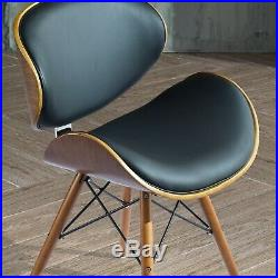 Accent Chair Dining Living Room Furniture Corvus Madonna Mid Century