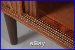 DANISH MID CENTURY RIO ROSEWOOD SIDEBOARD BY POUL HUNDEVAD 1960, s
