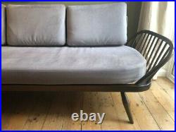 Ercol vintage daybed studio couch sofa