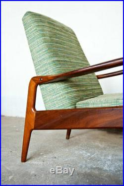Greaves & Thomas Teak Armchairs MID Century Danish Influence 60s Delivery Option