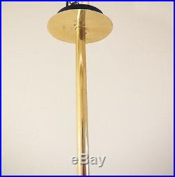 Huge Ceiling Light Chandelier LYNDON by Vico Magistretti for OLUCE 1977 h 68 in