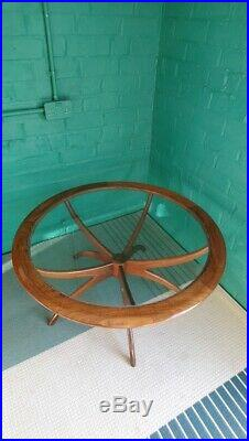Iconic Vintage Mid-Century G-Plan Spider Coffee Table by V B Wilkins 1960s
