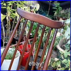 Lovely mid-century vintage 1950s 1960s ERCOL Windsor Goldsmith 435 rocking chair