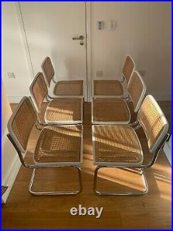 Marcel Breuer Style Mid-Century Cesca Chairs Desk Dining DELIVERY AVAILABLE