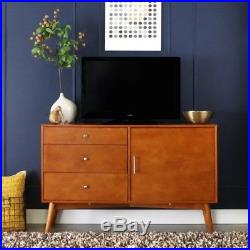 Mid Century Sideboard Vintage Retro Furniture TV Stand Unit Danish Wood Cabinet
