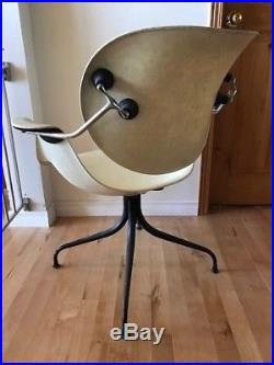 Original 1950s George Nelson Herman Miller MAA Chair Mid Century Modern Eames
