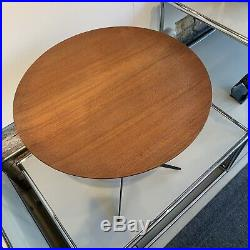 Original George Nelson Round Tray Table Herman Miller