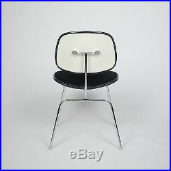 Rare Eames Herman Miller Upholstered Alexander Girard DCM Chairs 1970s 16 Avail