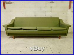 SB021 Sofa Bed Day Bed Mid-Century Danish Modern Studio Couch Vintage Retro
