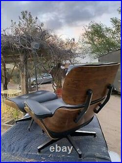 VINTAGE 1970s Herman Miller Eames ROSEWOOD Lounge Chair 670 671 New Cushions