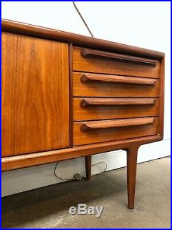 Vintage 60s YOUNGER Teak Sideboard. Danish Retro G Plan. Mid Century. DELIVERY