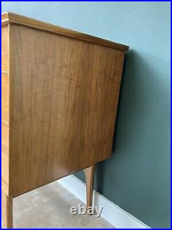 Vintage Alfred Cox for Heals Mid Century Chest of Drawers Sideboard