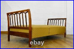 Vintage retro Danish 3 seater sofa / daybed settee