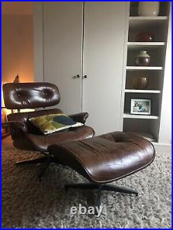 Vitra eames Inspired lounge chair & Ottoman
