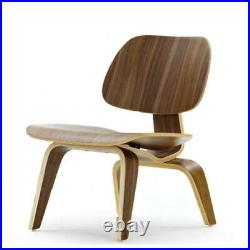 Walnut Moulded Plywood Lounge Chair